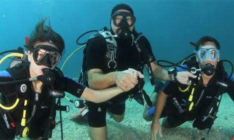 Discover Scuba Diving in Vasiliki, Greece