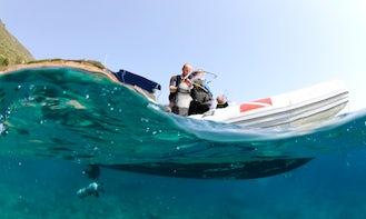 Snorkeling Safari in Vasiliki, Greece