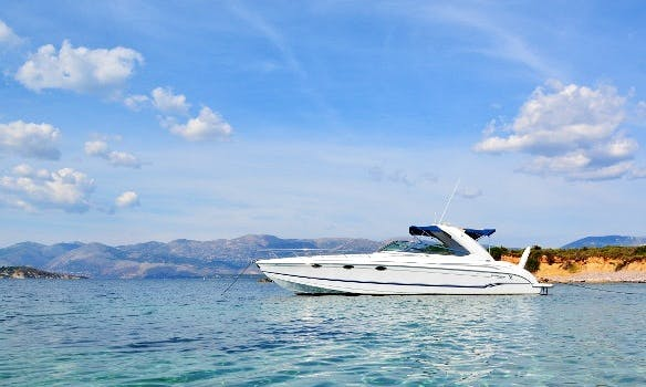 Charter this 37' Formula Super Sport Yacht in Argostoli, Greece