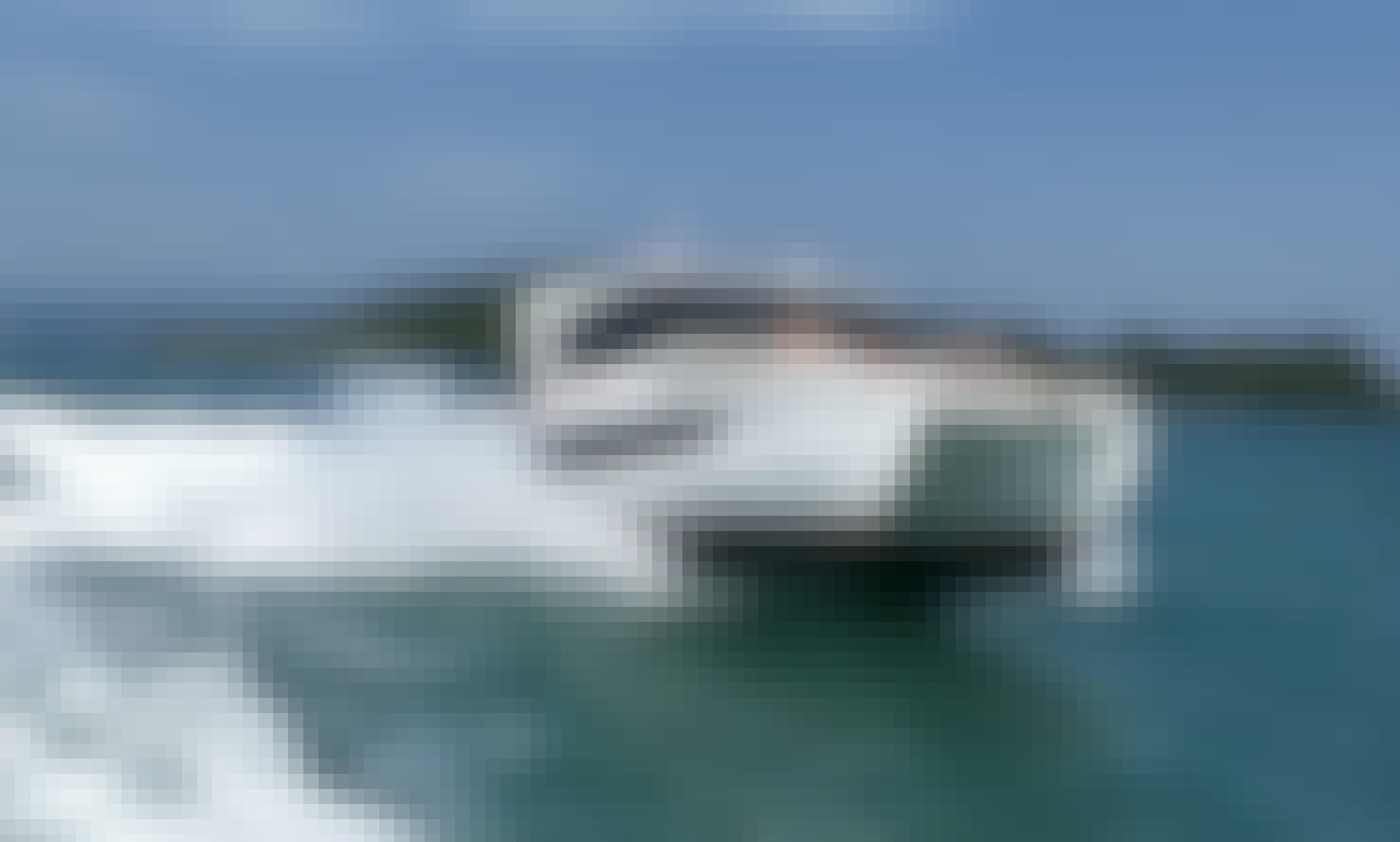 Aquila 36 -Power Catamaran rental in Phuket