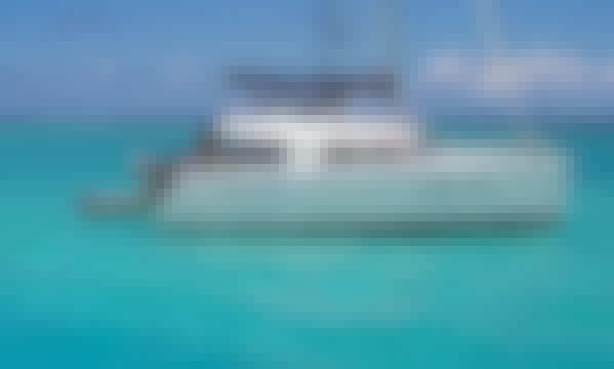 Charter a Nauta Design Lagoon 400 S2 in French Polynesia