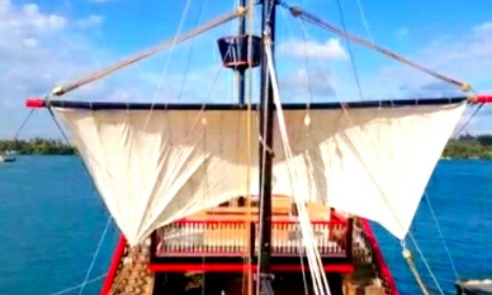 Pirate Tall Ship Private Charter in Nassau
