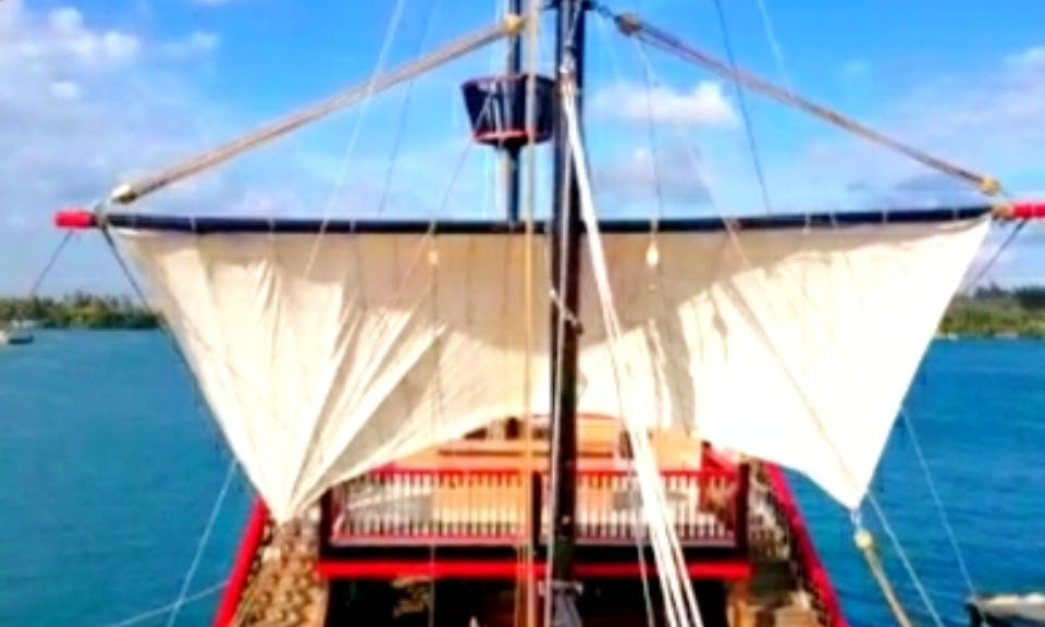 Pirate Tall Ship Private Group Charters in Nassau