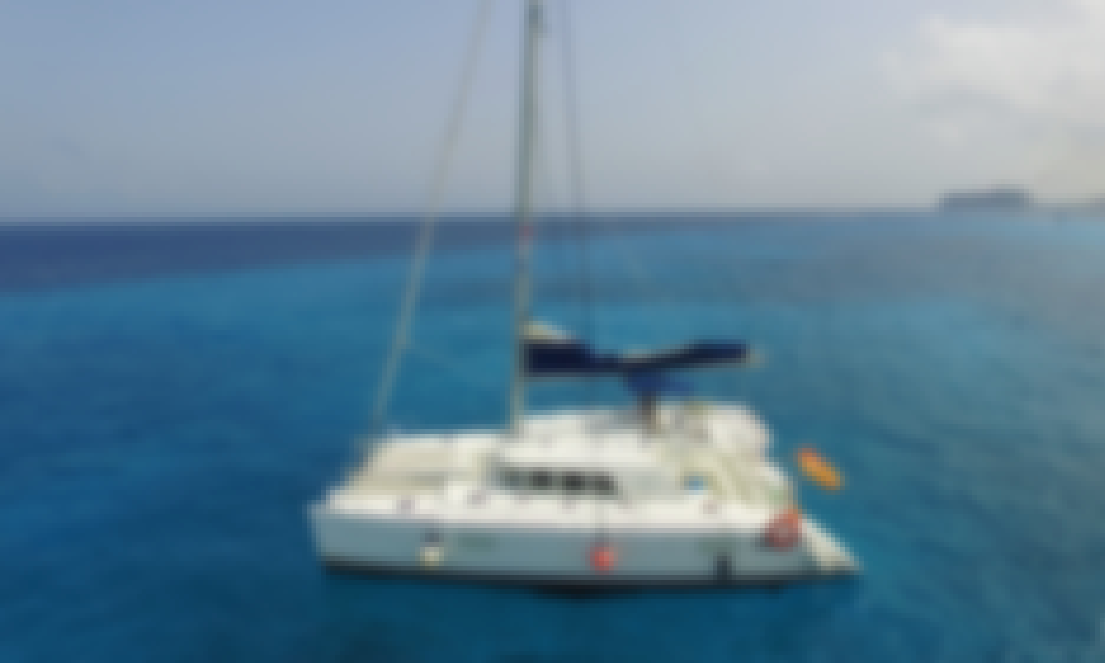 Lagoon 45 Catamaran - Crewed Private Tour to Cozumel or El Cielo Cozumel