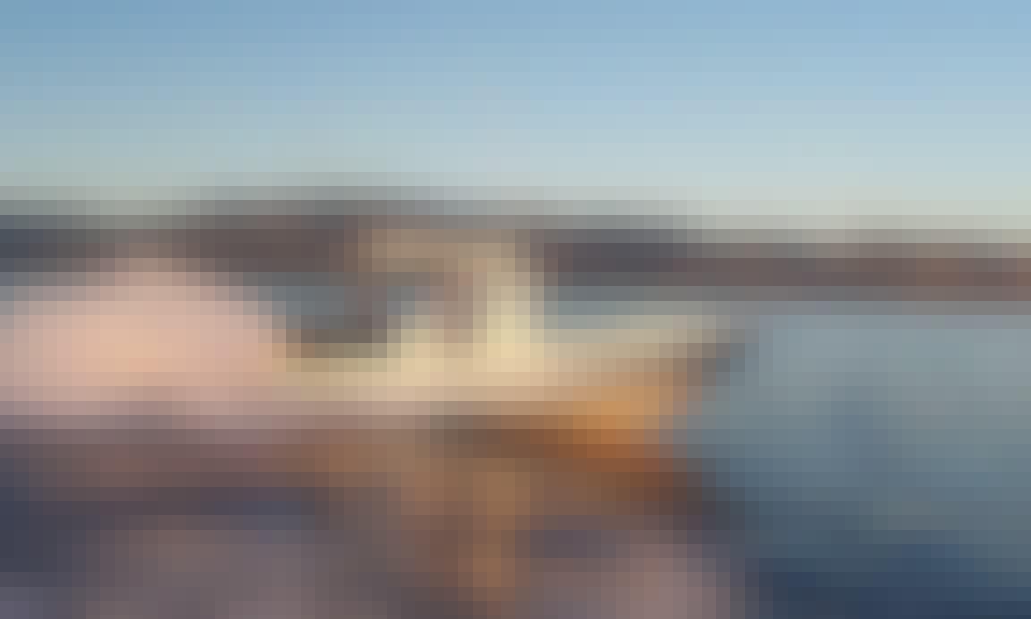 Evergaldes 223 Sportsfishermans Yacht In La Ventana Baja, Mexico