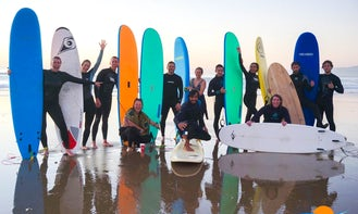 Surf Camp / Surf school Agadir, Morocco with Professional Guides