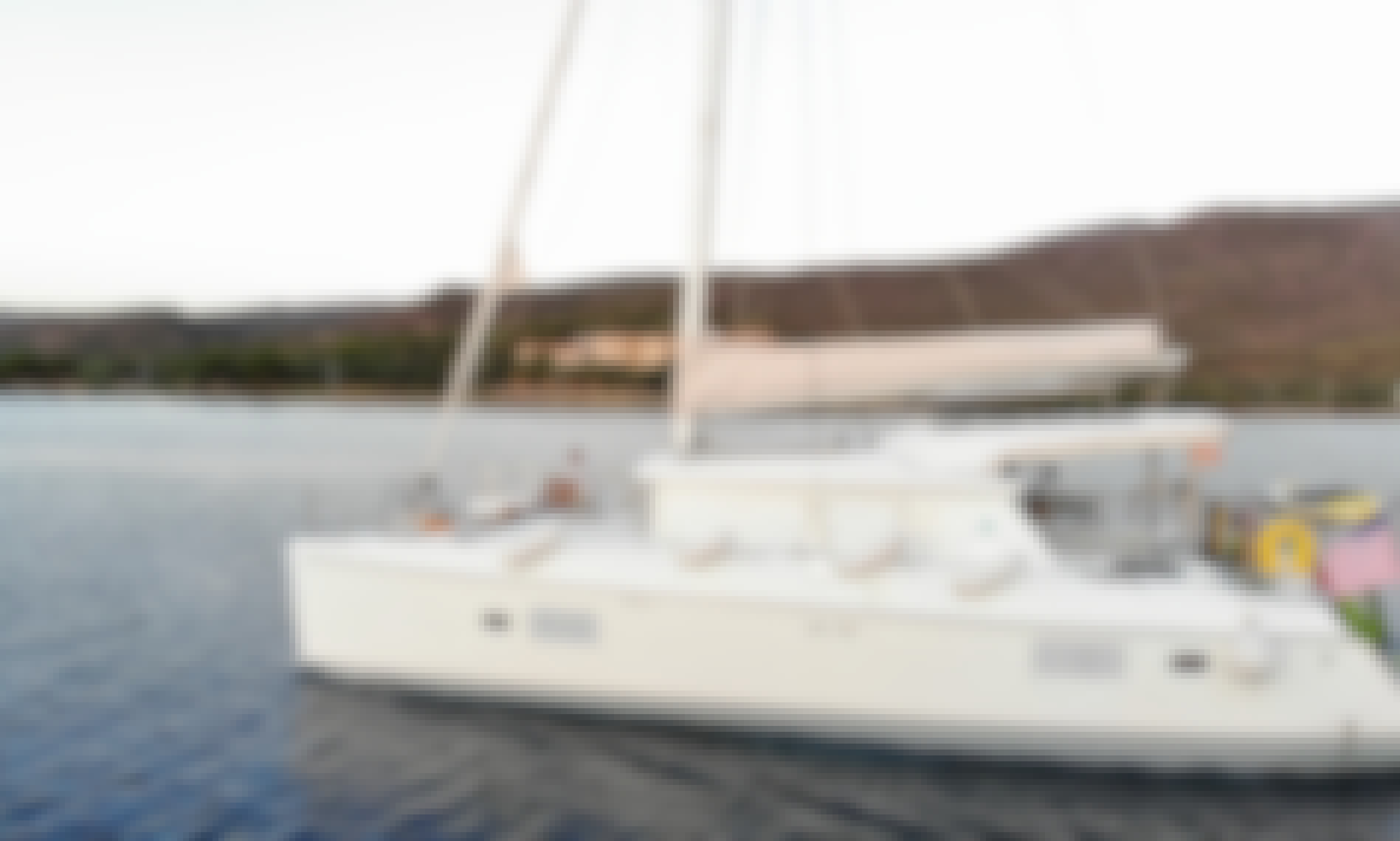 Charter Logoon 421 Catamaran Yacht In Greece