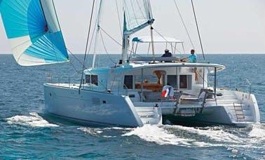 Explore The Wonderful Seychelles On Lagoon 450 Cruising Catamaran
