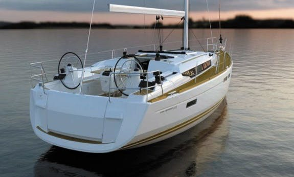 Book The Sun Odyssey 469 Sailing Yacht In Baie Sainte Anne, Seychelles For 8 Person!