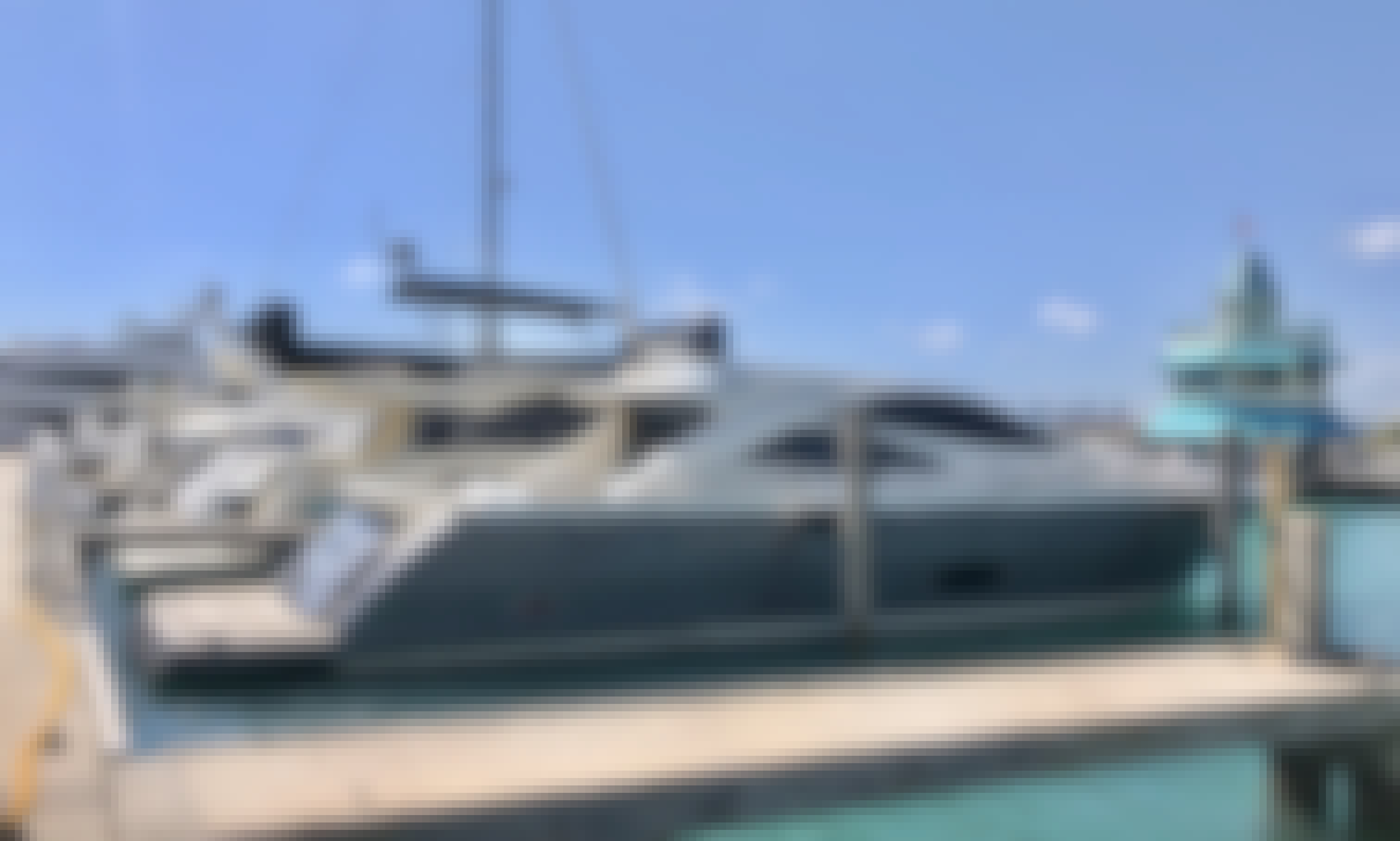 70' Uniesse. Unique Yacht for charter in Miami