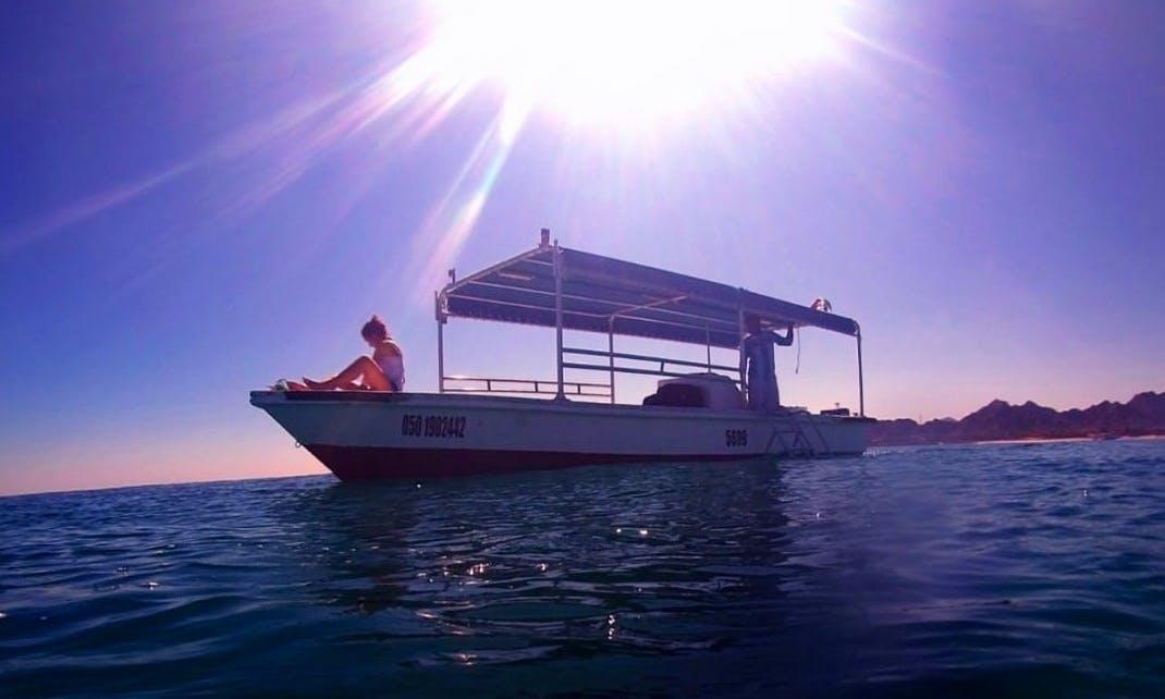 Boat Diving Trip - 5 Dives in Ajman, United Arab Emirates