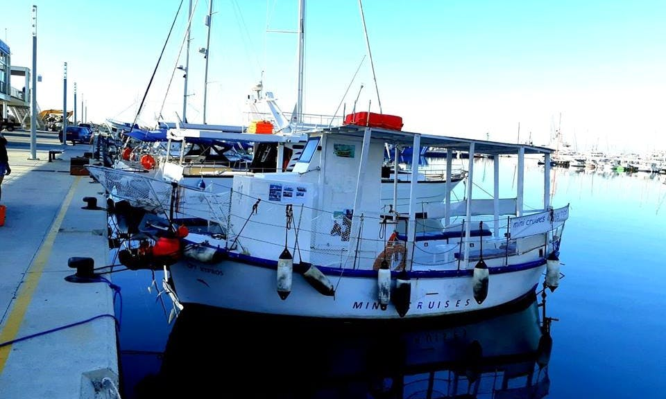 Exciting Fishing Trip in Limassol with Captain Kypros