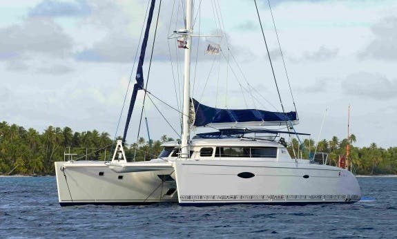 Book The Eleuthera 60 Cruising Catamaran In Baie Sainte Anne, Seychelles