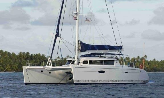 Book The Eleuthera 60 Cruising Catamaran In Baie Sainte Anne, Seychelles
