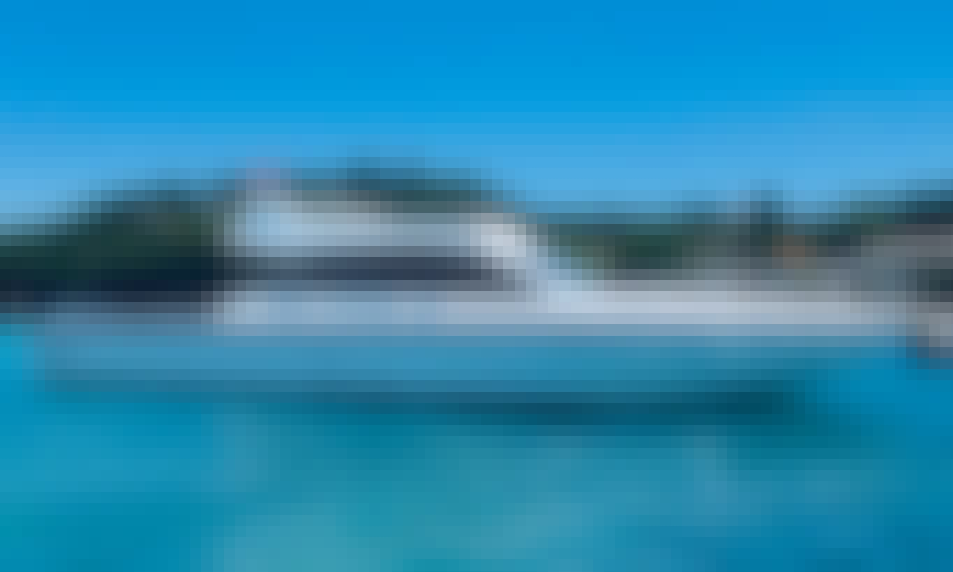 Luxury Private Motor Yacht in Bali Indonesia (Snorkeling, Fishing)