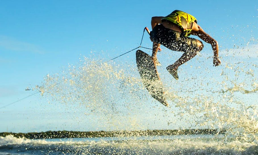 Wakeboarding Adventure in Mlini, Croatia