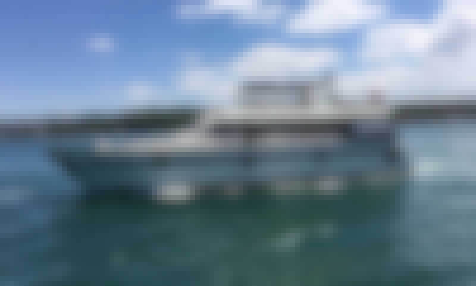 25 People Motor Yacht Ready for your Special Events in Istanbul