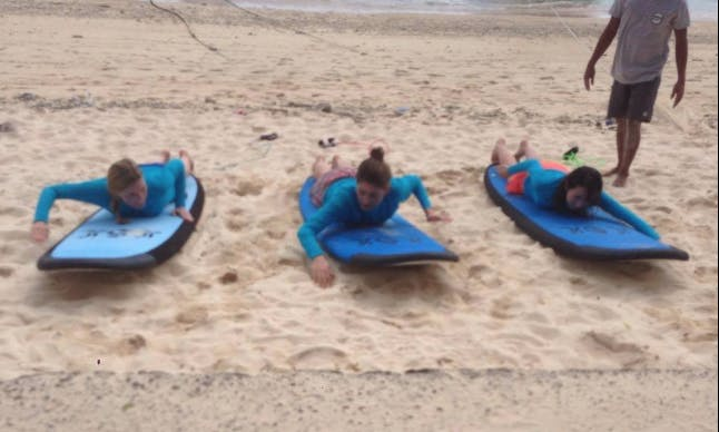 Book Your Private Or Group Surfing Lesson With Us In Nusapenida, Indonesia
