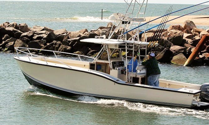 Book Your Next Fishing Adventure With Us in Virginia Beach, Virginia
