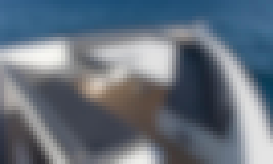 D33 Open Motor Yacht Rental in Ibiza, Spain