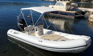 Nuova Jolly 545 Winner RIB for Rent in Marina, Croatia