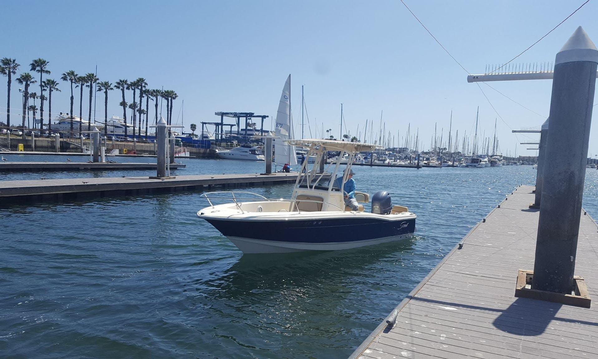 Power rental in Marina del Rey