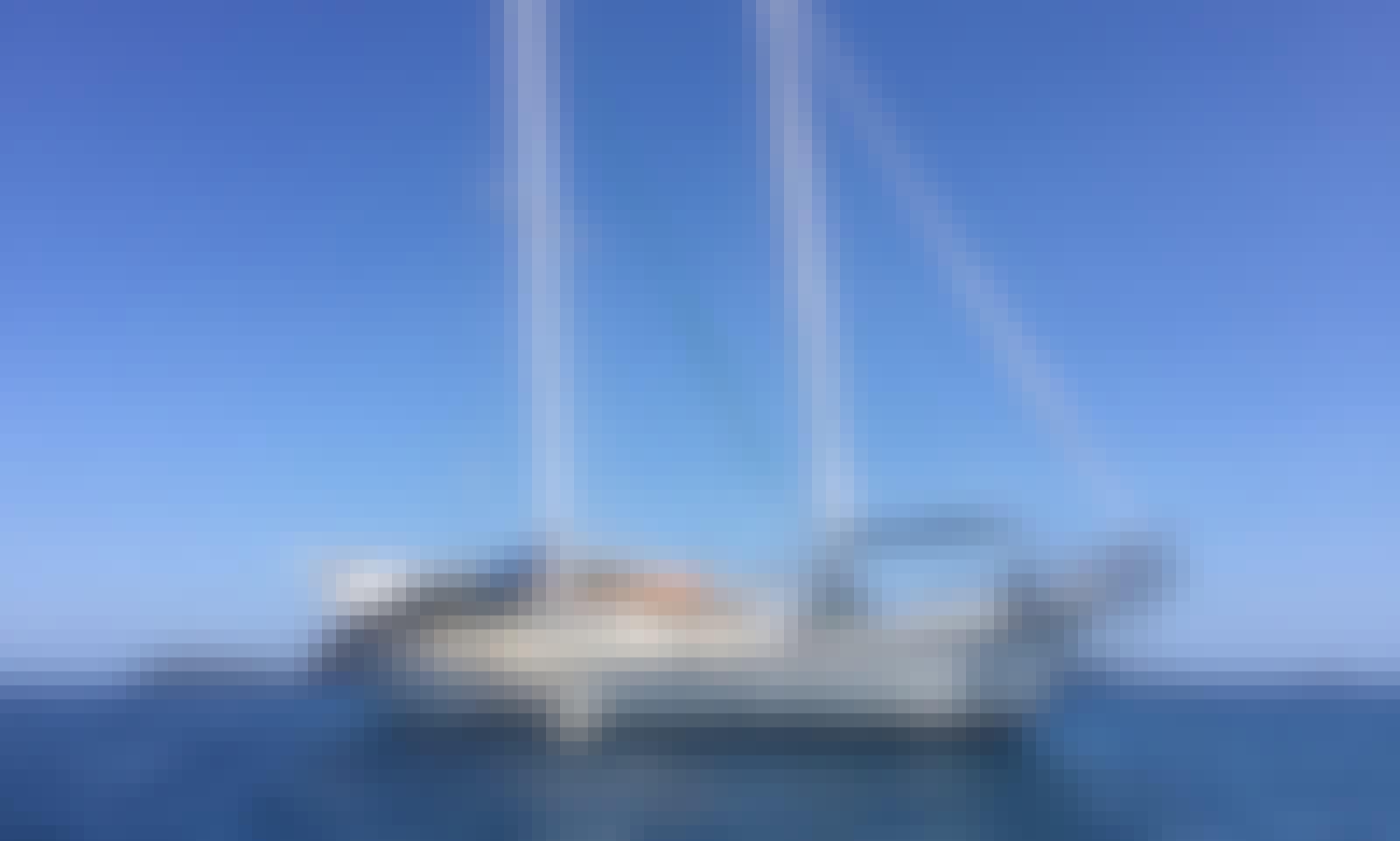 BOCA CHICA - Unique experience aboard a 53' cruising monohull