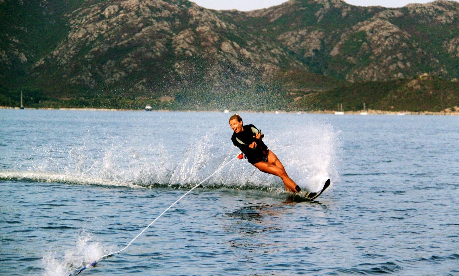 Ride The Wake In Saint-Tropez, France