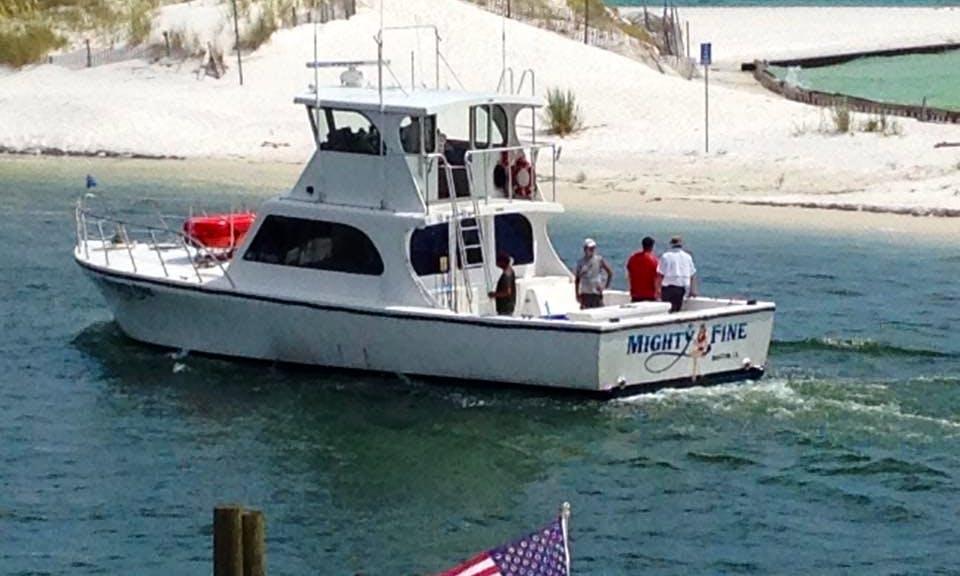 Fishing Boats rental in Destin