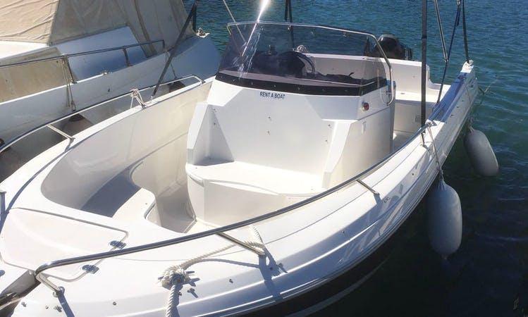 Atlantic Marine 670 Open Boat in Zadar, Croatia