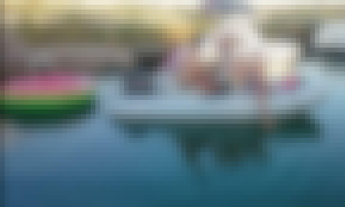 S370N RIB Rental for 4 People in Nin, Croatia