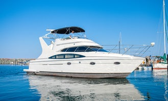 Multi Level 42' Carver Yacht for 10 Guests in Chicago, IL - Best Value! (MPY#3)