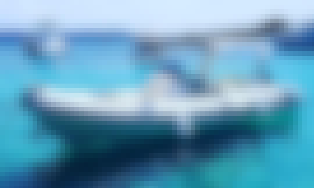 Explore Dalmatian coast with Alson Flash 750