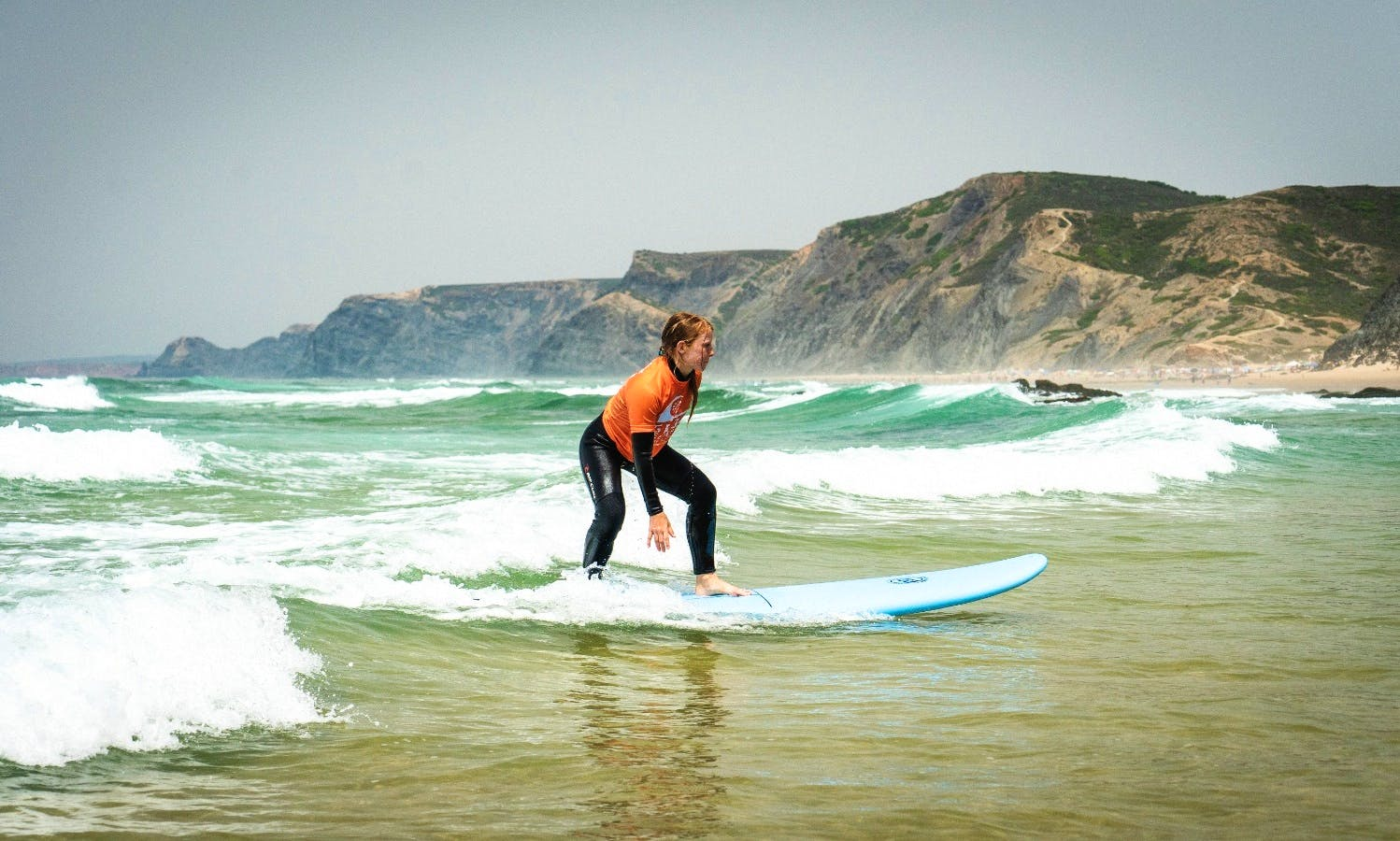 Surf Lessons for all levels in Algarve, Portugal