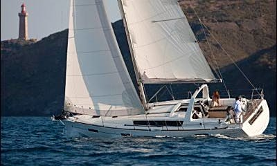 Enjoy Sailing in Corsica, France On 2015 Oceanis 41 Sailing Yacht
