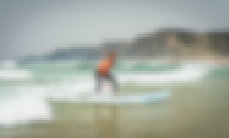 Good Feeling Surf Lessons