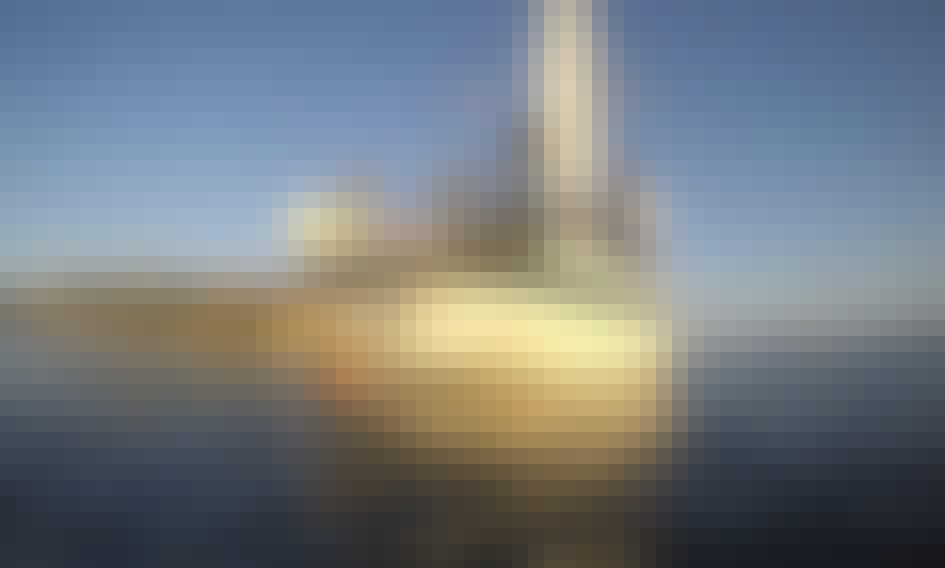 Sail to Blue Lagoon and Gozo Bays Aboard Finsalier 34 Cruising Monohull