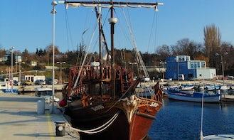 Pirate Ship Adventure in Chernomorets, Bulgaria
