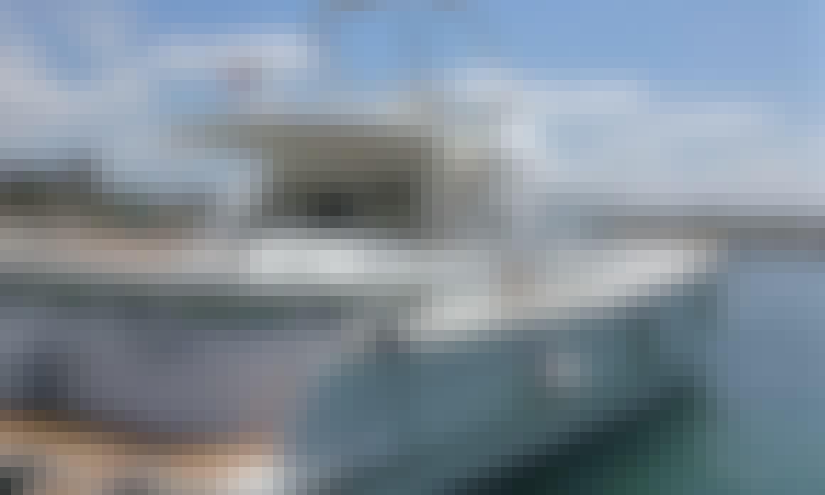 Fly Lagoon 43 Power Catamaran in Porto Cesareo