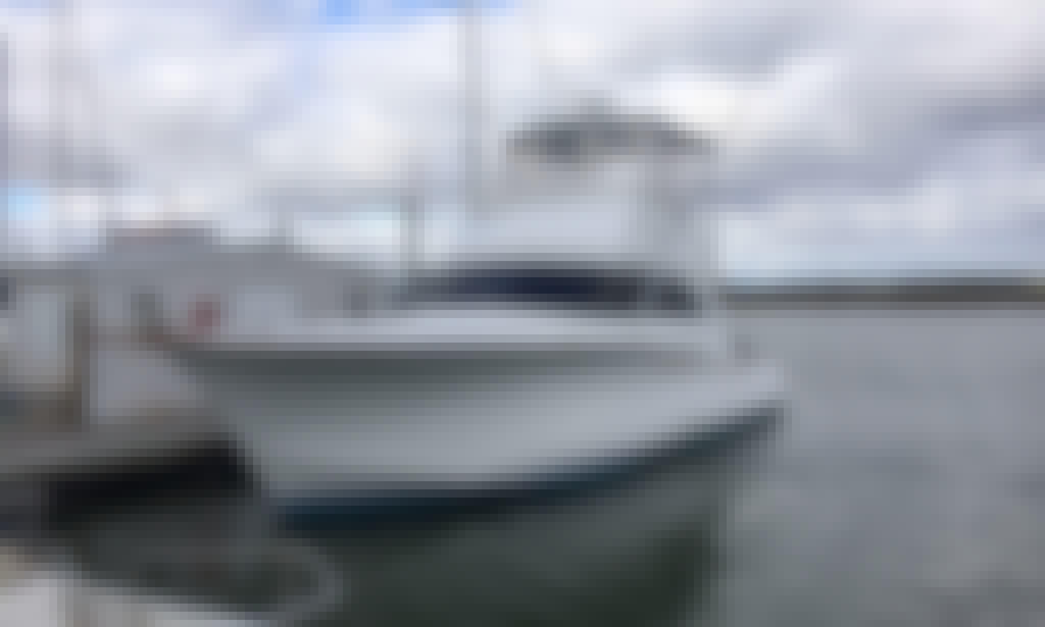 Sport Fishing Charter in Destin, Florida with Captain Matt.