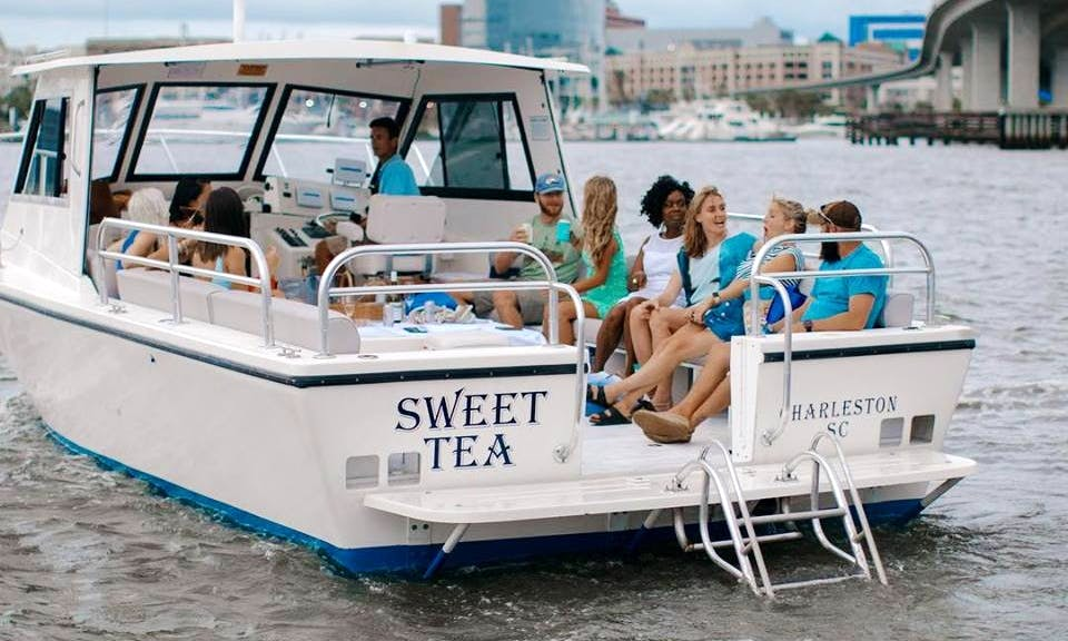 Passenger Boat rental in Charleston