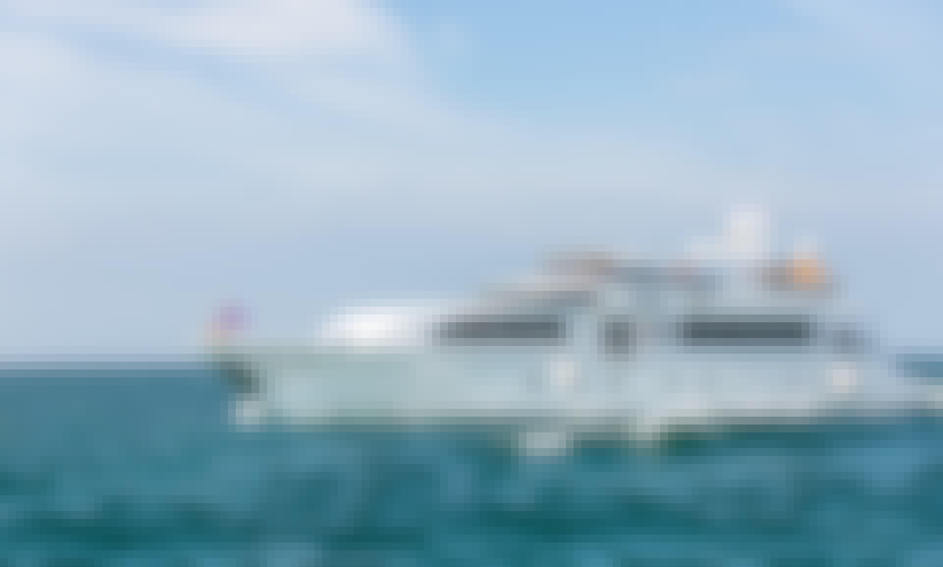 Magnificent 110' Broward Luxury Superyacht for Charter in Pattaya, Thailand