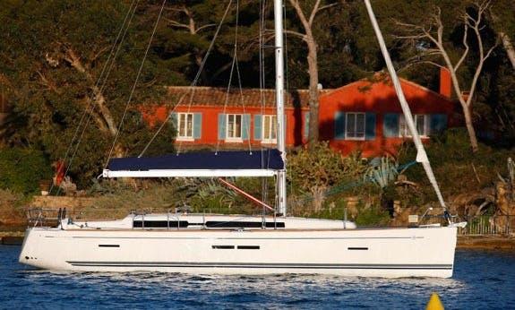 Book a 2009 Dufour 405 Gl Cruising Monohull In C'ote d'Azur, France