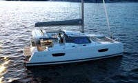 Reserve The 2019 Astrea 42 O.v. Cruising Catamaran In Cote d'Azur, France