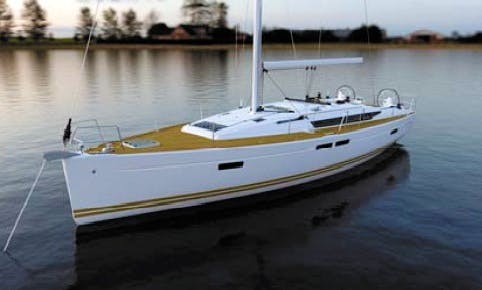 2015 Sun Odyssey 469 Cruising Monohull Rental In Cote d'Azur, France