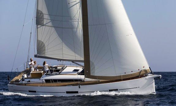 Book The 2017 Dufour 460 Gl Liberty Cruising Monohull In Cote d'Azur, France