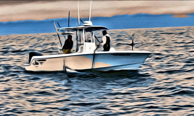 Ultimate Fishing Adventure on 28' Contender Tournament Boat in Quincy, Massachusetts