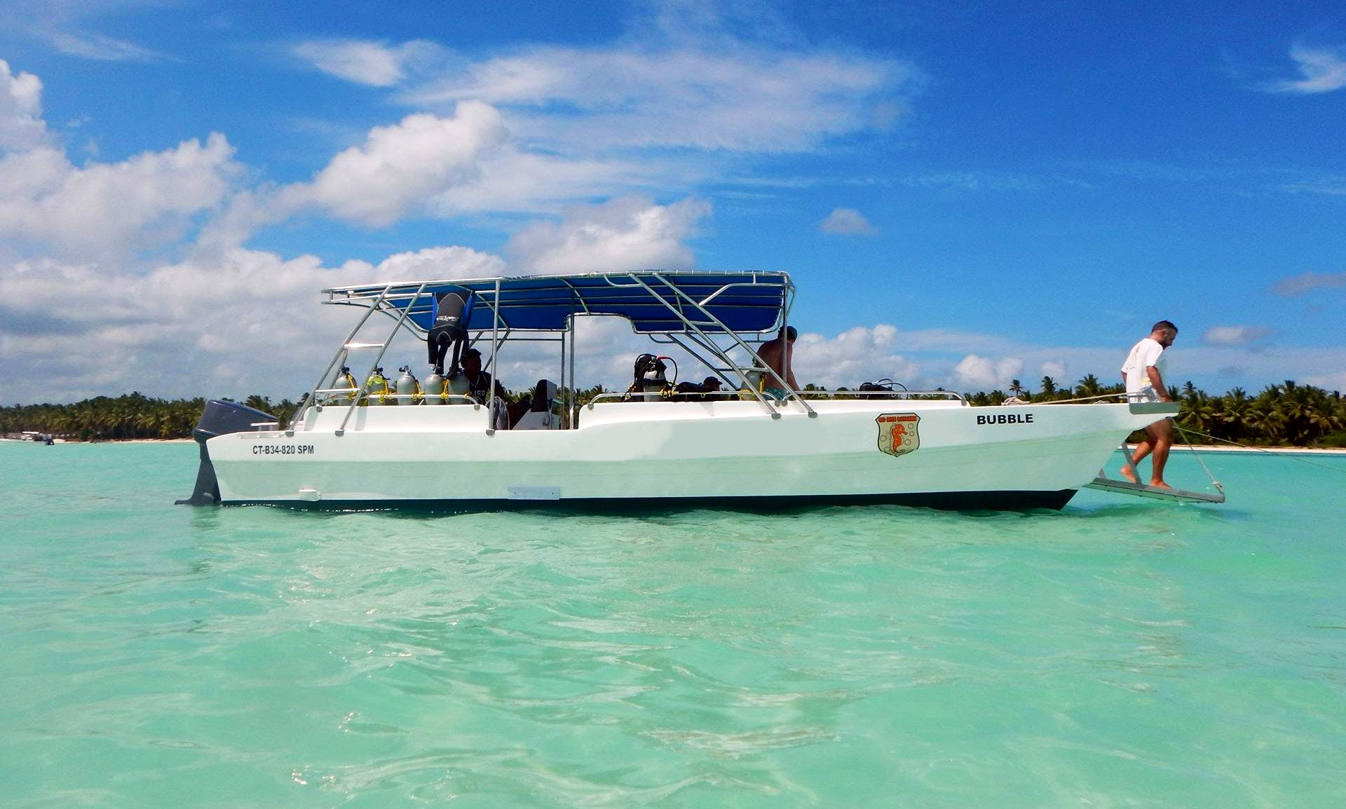 Exclusive Diving Package in Bayahibe, Dominican Republic