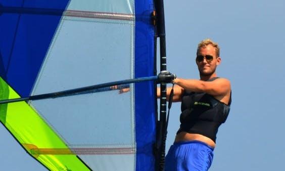 Windsurfing Lessons in Larnaka