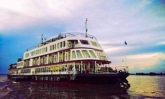 7 Nights Downstream Cruises on Brahmaputra River